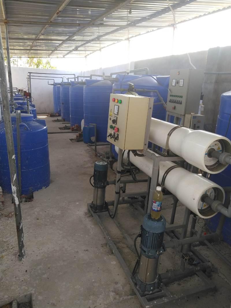 xử lý nước thải phòng khám